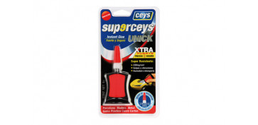 Adhesivos - SUPERCEYS UNICK 4GR