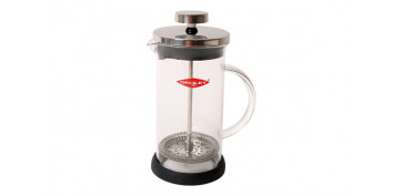 Reutilizable Eco-Friendly - CAFETERA EMBOLO CROMADA SPEZIA-350ML