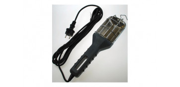 Iluminacion industrial - LAMPARA PORTATIL CON CABLE 5M 60W