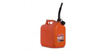 Productos para el automovil - BIDON CON CANULA PARA COMBUSTIBLE 20 L