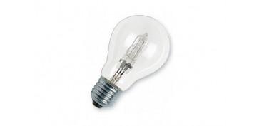 LAMPARA ECO HALOGENA GLOBO 53W E27 840LM
