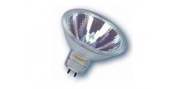 LAMPARA ECO HALOGENA 12V 50W GU5,3 24º