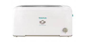 Electrodomesticos de cocina - TOSTADOR 2 RANURAS EXTRALARGASPLANET DUPLO