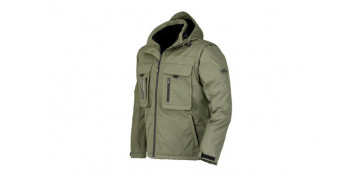 CHAQUETA IMPERMEABLE HUNTER T.M -VERDE