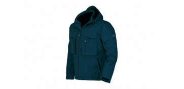 CHAQUETA IMPERMEABLE HUNTER T.M AZUL