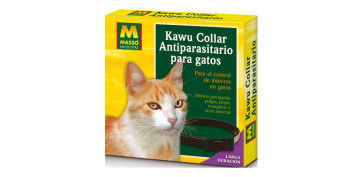 Productos para mascotas - COLLAR ANTIPARASITOS GATOS
