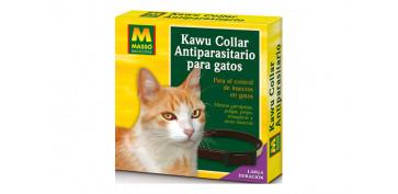 Productos para mascotas - COLLAR ANTIPARASITOS GATOS