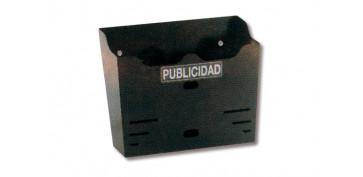 Buzones y cajas fuertes - CESTA PUBLICIDAD PORTAL MOD12 36 X 25,5 X 10 CM