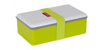 CONTENEDOR LUNCH BOX 1.1L RECT. 71778-VERDE
