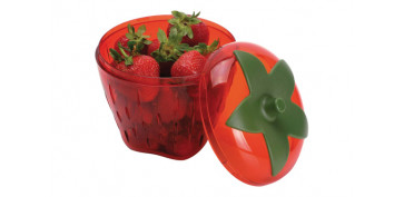 Reutilizable Eco-Friendly - CONTENEDOR ALIMENTOS FRESAS