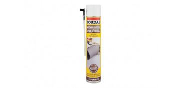 Masillas y siliconas - ESPUMA PU CANULA 750 ML