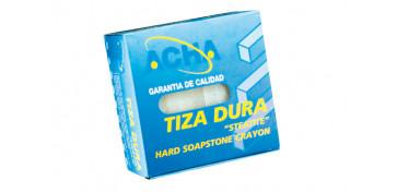 Señalizacion - TIZA CUADRADA ESPECIAL METAL STEATITE 50PZ