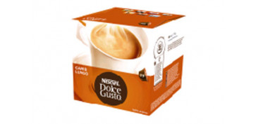 CAPSULA DOLCE GUSTO PACK 16 U CAFFE LUNGO