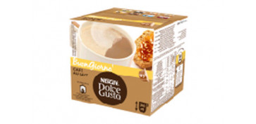 CAPSULA DOLCE GUSTO PACK 16 U CAFE C/LECHE