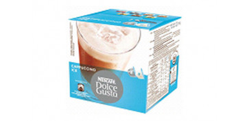 CAPSULA DOLCE GUSTO PACK 8+8U CAPUCINO ICE