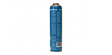 CARTUCHO GAS DESECHABLE CON VALVULA 600 ML BPT300/338 GR