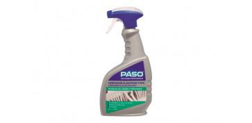 Productos de limpieza - LIMPIADOR POTENTE PLASTICO/PVC 500 ML.