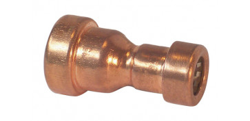 Conducción Cobre y aleacion - TS REDUCC H-H DIAM 15X12 240