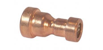 Conducción Cobre y aleacion - TS REDUCC H-H DIAM 18X15 240