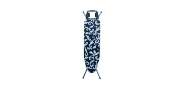 Textil y costura - TABLA DE PLANCHAR 110X30 KS VINTAGE PLATA