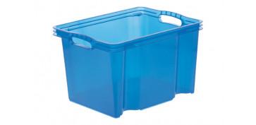 Cajas y baules - CAJA S/TAPA MULTIBOX M 13,5L AZUL-272.57E