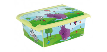 CAJA FASHION BOX HIPPO 10 L