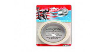 Adhesivos - CINTA AMERICANA 50 MM X 10 M BLANCO