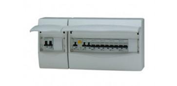 Material instalacion electrico - ARMARIO SUPERFICIE ICP32+14 ELEMENTOS NUOVA
