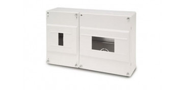 Material instalacion electrico - ARMARIO SUPERFICIE ICP32+8 ELEMENTOS
