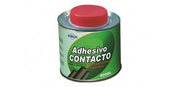 Adhesivos - ADHESIVO DE CONTACTO COQUILLAS 500ML PINCEL