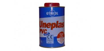 Adhesivos - ADHESIVO PVC UNEPLAS 1L PINCEL