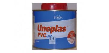 Adhesivos - ADHESIVO PVC UNEPLAS 500 ML PINCEL