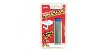 Masillas y siliconas - MASILLA REPARATODO SANITARIOS TUBO 60GR