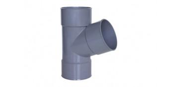Conducción PVC - DERIVACION SIMPLE 67º PVC EVACUACION Ø 32