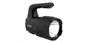 LINTERNA LED INDESTRUCTIBLE 3W-4LR14