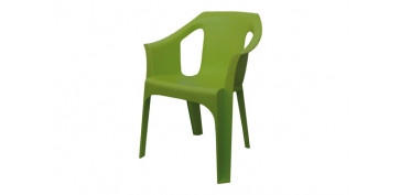 Mesas y Sillas - SILLON RESINA APILABLE COOL LSCOC-LIMA