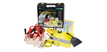 Productos para el automovil - MALETIN EMERGENCIAS AUTOMOVIL 12 PIEZAS