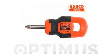 DESTORNILLADOR SERIE 600 EXTRACORTO BOCA PHILLIPSPH 2X 25 7314150124596