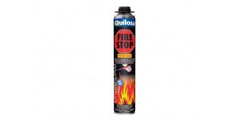 Masillas y siliconas - ESPUMA PU ORBAFOAM FIRE STOP PISTOLA 750 ML