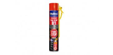 Masillas y siliconas - ESPUMA PU ORBAFOAM FIRE STOP CANULA 750ML