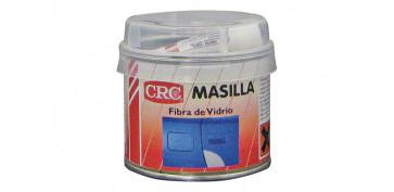 Masillas y siliconas - MASILLA REPARADORA FIBRA VIDRIO 250 GR