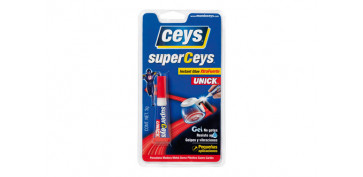 Adhesivos - ADHESIVO SUPERCEYS UNICK 3 GR