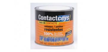 Adhesivos - COLA DE CONTACTO CONTACTCEYS 500ML