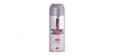 Aerosol o spray - PINTURA ACRILICA BRILLO SPRAY 520 CC EV150 PLATA