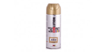 Aerosol o spray - PINTURA ACRILICA BRILLO SPRAY 520 CC EV151 ORO