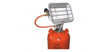 Calefacción electrica - ESTUFA PANTALLA INFRARROJOS