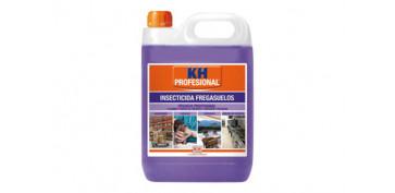 Productos de limpieza - LIMPIADOR INSECTICIDA SUELO PROFESIONAL 5 L