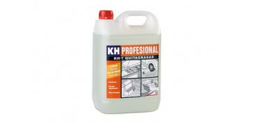 Productos de limpieza - LIMPIADOR KH-7 QUITAGRASA PROFESIONAL 5 L