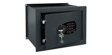 Buzones y cajas fuertes - CAJA FUERTE EMPOTRAR ELECTRONICA E-3618