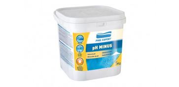 Piscinas, accesorios y complementos - MINORADOR PH GRANULADO 5 KG